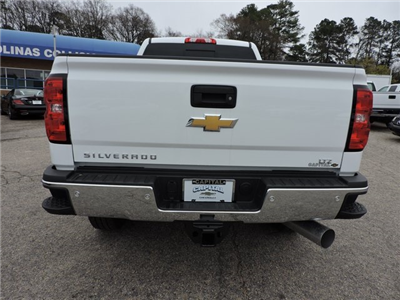 2018 Silverado 2500 Crew Cab 4x4,  Pickup #9C18541 - photo 6