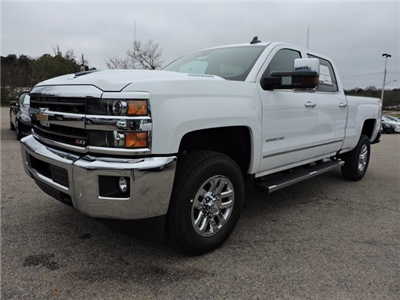 2018 Silverado 2500 Crew Cab 4x4,  Pickup #9C18541 - photo 3