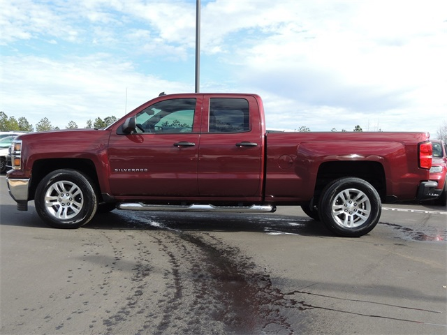 2014 Silverado 1500 Double Cab 4x2,  Pickup #9C19559A - photo 5