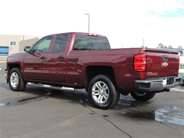 2014 Silverado 1500 Double Cab 4x2,  Pickup #9C19559A - photo 6