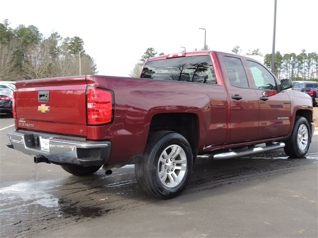 2014 Silverado 1500 Double Cab 4x2,  Pickup #9C19559A - photo 2