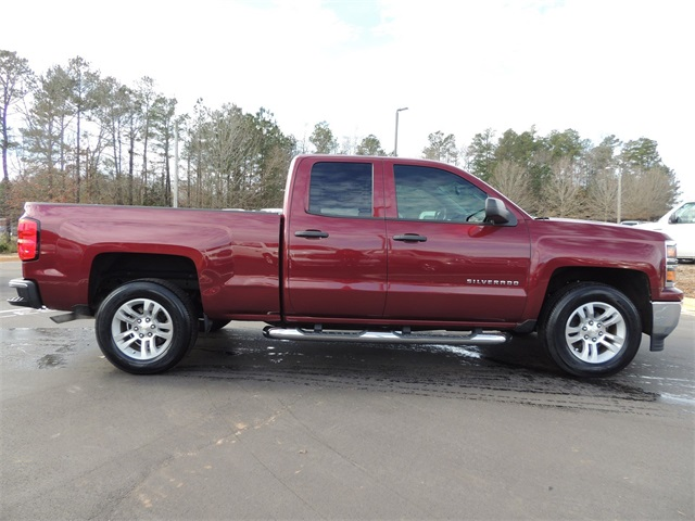 2014 Silverado 1500 Double Cab 4x2,  Pickup #9C19559A - photo 9