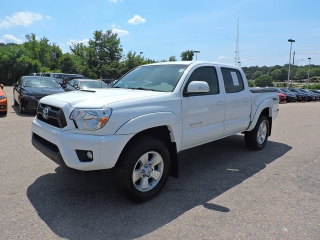 2015 Tacoma Double Cab,  Pickup #9C21436A - photo 7
