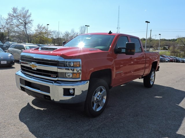 2018 Silverado 2500 Crew Cab 4x4,  Pickup #9C22532 - photo 8