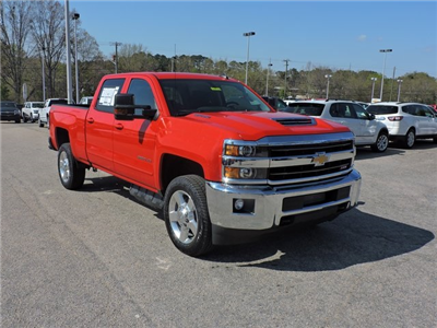 2018 Silverado 2500 Crew Cab 4x4,  Pickup #9C22532 - photo 1