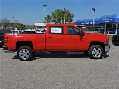 2018 Silverado 2500 Crew Cab 4x4,  Pickup #9C22532 - photo 3