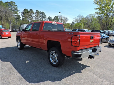 2018 Silverado 2500 Crew Cab 4x4,  Pickup #9C22532 - photo 6