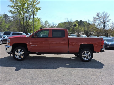 2018 Silverado 2500 Crew Cab 4x4,  Pickup #9C22532 - photo 7