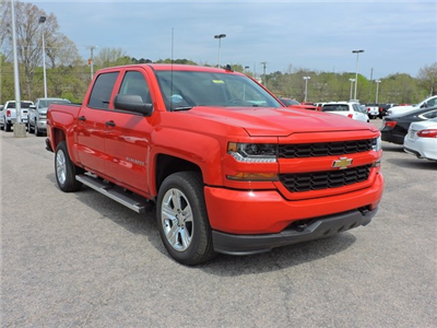 2018 Silverado 1500 Crew Cab 4x4, Pickup #9C22564 - photo 1