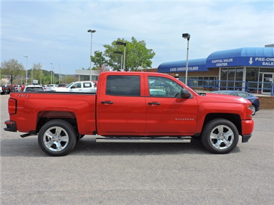 2018 Silverado 1500 Crew Cab 4x4, Pickup #9C22564 - photo 3