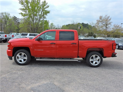 2018 Silverado 1500 Crew Cab 4x4, Pickup #9C22564 - photo 6