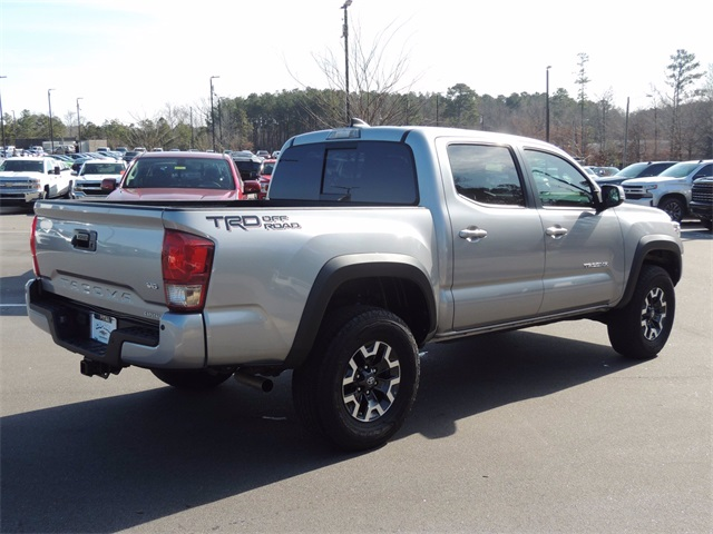2017 Toyota Tacoma Double Cab 4x2, Pickup #9C23063A - photo 1