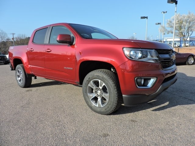 2018 Colorado Crew Cab 4x4,  Pickup #9C24548 - photo 3