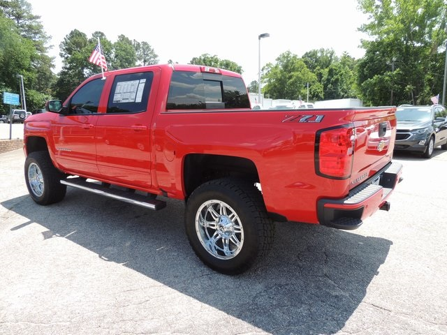 2018 Silverado 1500 Crew Cab 4x4,  Pickup #9C24935 - photo 6