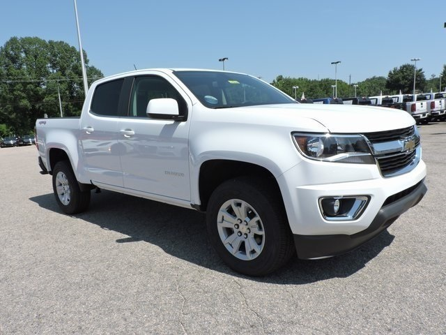 2018 Colorado Crew Cab 4x4,  Pickup #9C25680 - photo 1