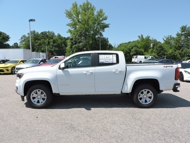 2018 Colorado Crew Cab 4x4,  Pickup #9C25680 - photo 5