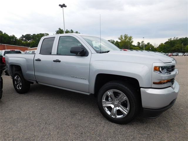 2018 Silverado 1500 Double Cab, Pickup #9C26549 - photo 3