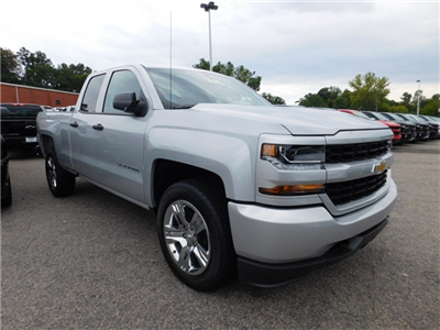 2018 Silverado 1500 Double Cab, Pickup #9C26549 - photo 1