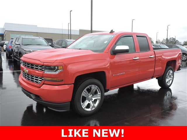 2017 Silverado 1500 Double Cab 4x2,  Pickup #9C26895A - photo 4