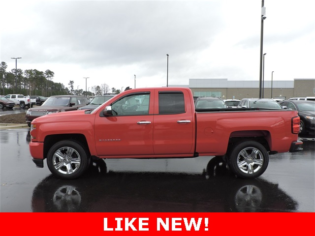 2017 Silverado 1500 Double Cab 4x2,  Pickup #9C26895A - photo 5