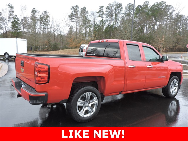 2017 Silverado 1500 Double Cab 4x2,  Pickup #9C26895A - photo 2