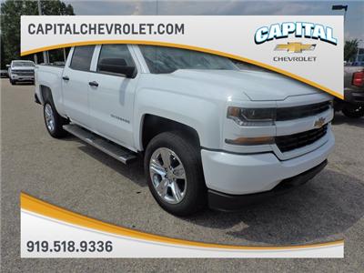 2018 Silverado 1500 Crew Cab 4x4,  Pickup #9C31139 - photo 1
