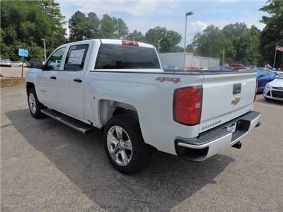 2018 Silverado 1500 Crew Cab 4x4,  Pickup #9C31139 - photo 5