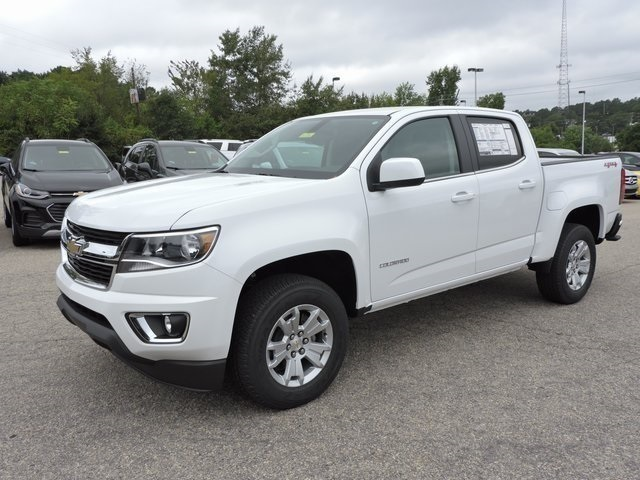 2019 Colorado Crew Cab 4x4,  Pickup #9C31776 - photo 4