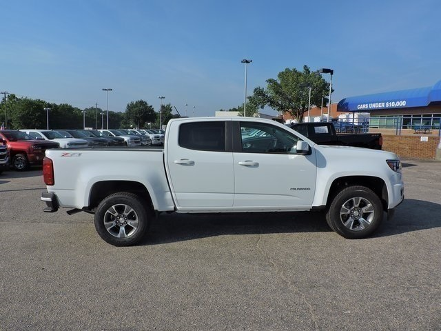 2018 Colorado Crew Cab 4x4,  Pickup #9C36061 - photo 3