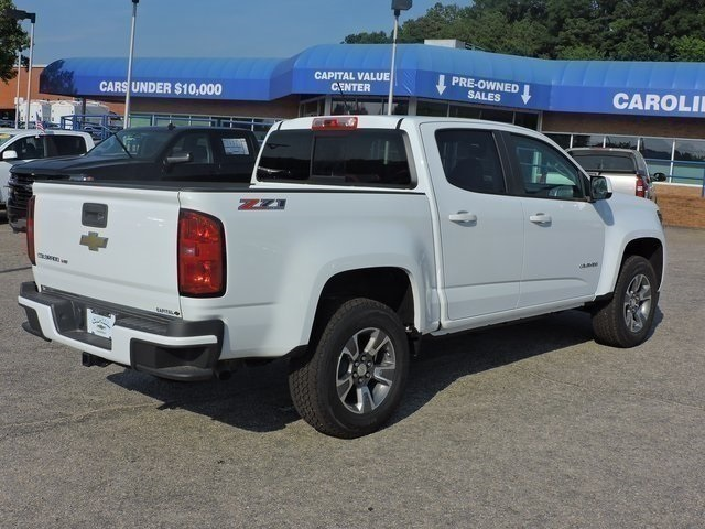 2018 Colorado Crew Cab 4x4,  Pickup #9C36061 - photo 2
