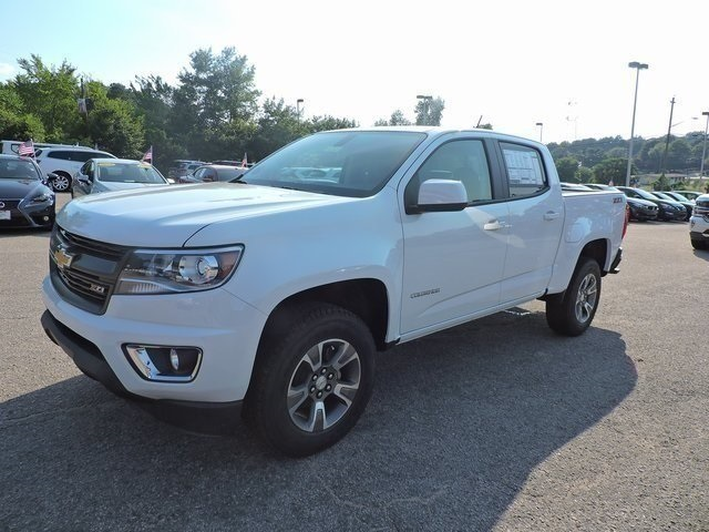 2018 Colorado Crew Cab 4x4,  Pickup #9C36061 - photo 7
