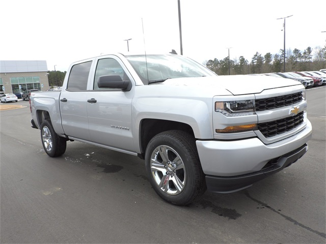 2018 Silverado 1500 Crew Cab 4x4,  Pickup #9C41206 - photo 1