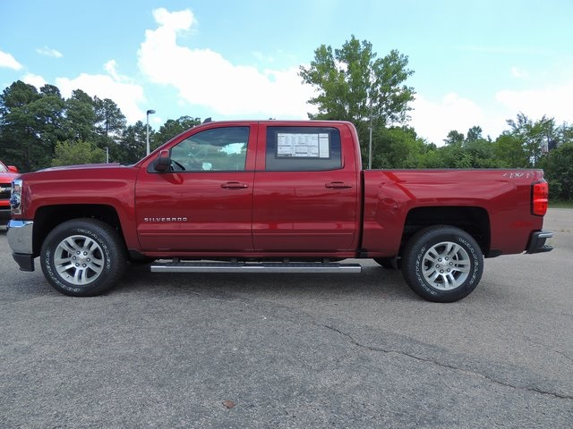 2018 Silverado 1500 Crew Cab 4x4,  Pickup #9C45421 - photo 5