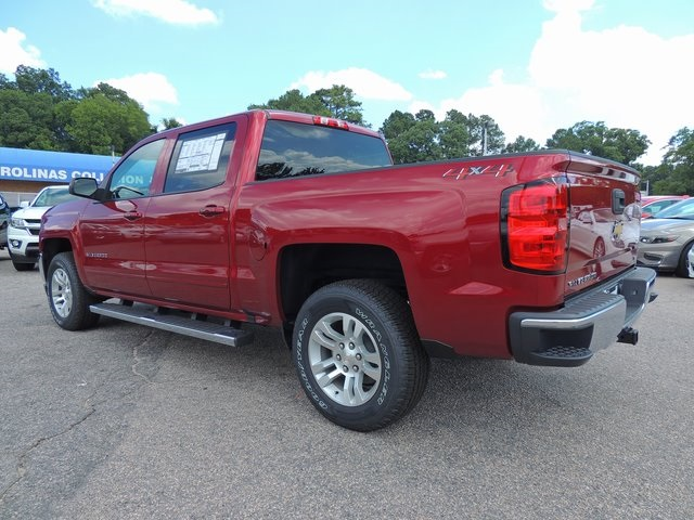 2018 Silverado 1500 Crew Cab 4x4,  Pickup #9C45421 - photo 7