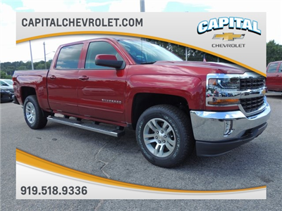 2018 Silverado 1500 Crew Cab 4x4,  Pickup #9C45421 - photo 1