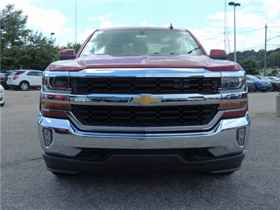 2018 Silverado 1500 Crew Cab 4x4,  Pickup #9C45421 - photo 3