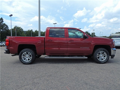 2018 Silverado 1500 Crew Cab 4x4,  Pickup #9C45421 - photo 8