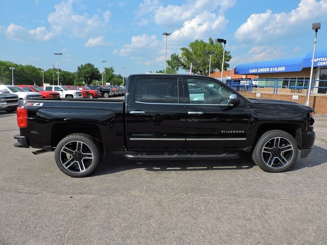 2018 Silverado 1500 Crew Cab 4x4,  Pickup #9C49244 - photo 3
