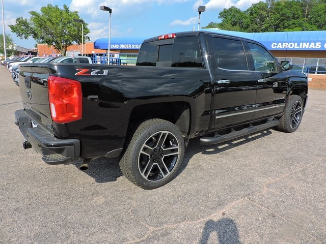 2018 Silverado 1500 Crew Cab 4x4,  Pickup #9C49244 - photo 2
