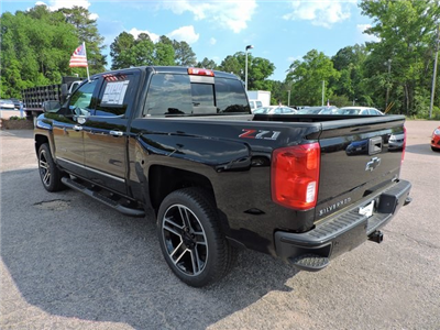 2018 Silverado 1500 Crew Cab 4x4,  Pickup #9C49244 - photo 4