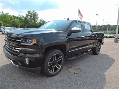 2018 Silverado 1500 Crew Cab 4x4,  Pickup #9C49244 - photo 6