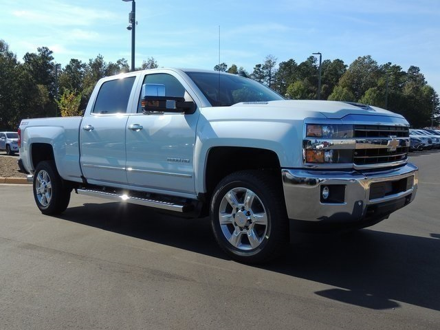 2019 Silverado 2500 Crew Cab 4x4,  Pickup #9C49294 - photo 7