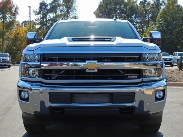 2019 Silverado 2500 Crew Cab 4x4,  Pickup #9C49294 - photo 3