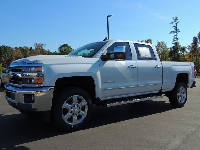 2019 Silverado 2500 Crew Cab 4x4,  Pickup #9C49294 - photo 5