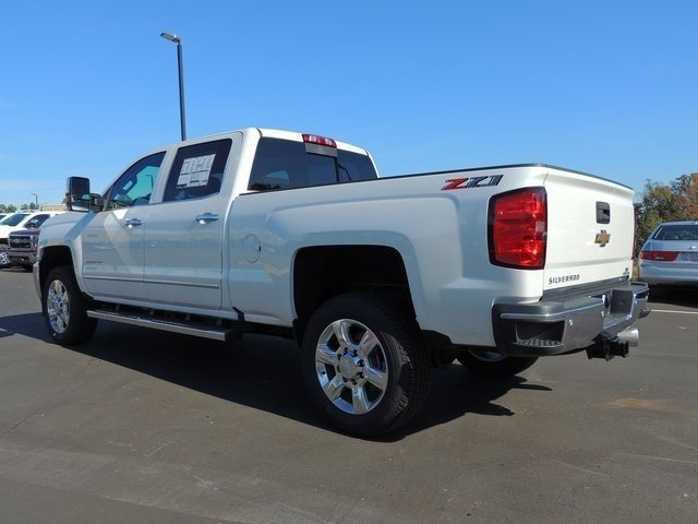 2019 Silverado 2500 Crew Cab 4x4,  Pickup #9C49294 - photo 8