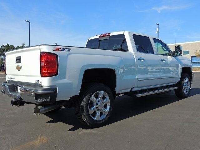 2019 Silverado 2500 Crew Cab 4x4,  Pickup #9C49294 - photo 2