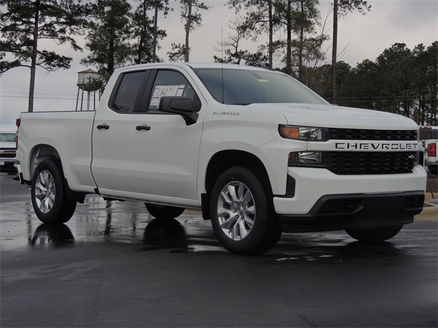 2019 Silverado 1500 Double Cab 4x2,  Pickup #9C50966 - photo 1