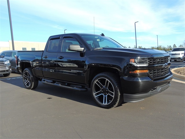 2017 Silverado 1500 Double Cab 4x2,  Pickup #9C51906A - photo 9
