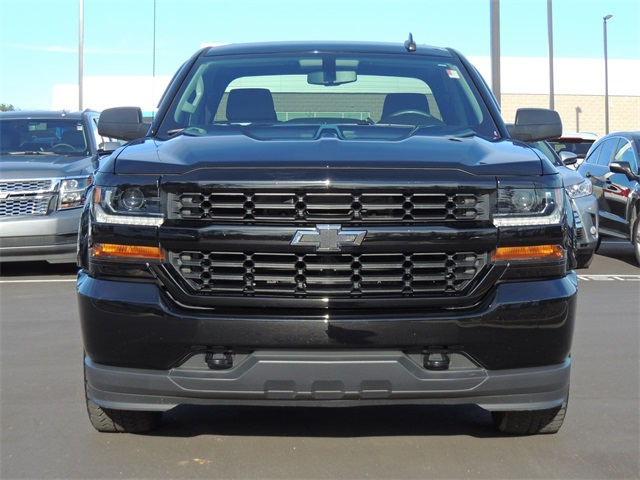 2017 Silverado 1500 Double Cab 4x2,  Pickup #9C51906A - photo 3
