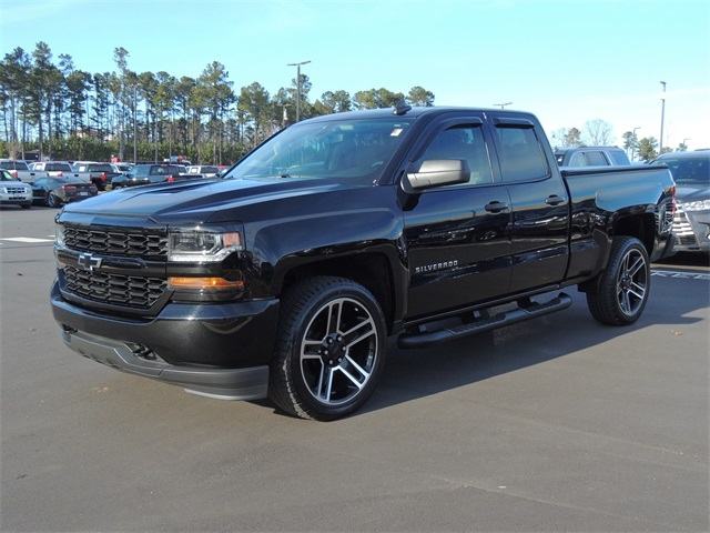 2017 Silverado 1500 Double Cab 4x2,  Pickup #9C51906A - photo 4